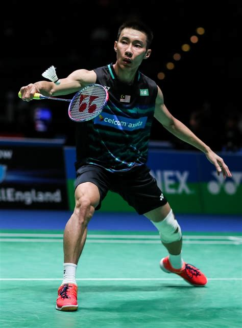 Chong Wei To Face Chen Long In Yonexsunrise Hong Kong