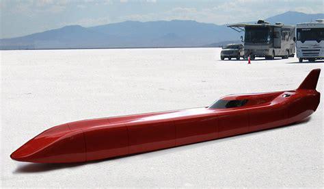 land speed streamliner bambrick studio