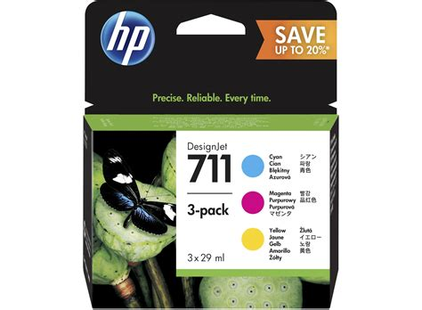 hp   pack  ml cyanmagentayellow designjet ink