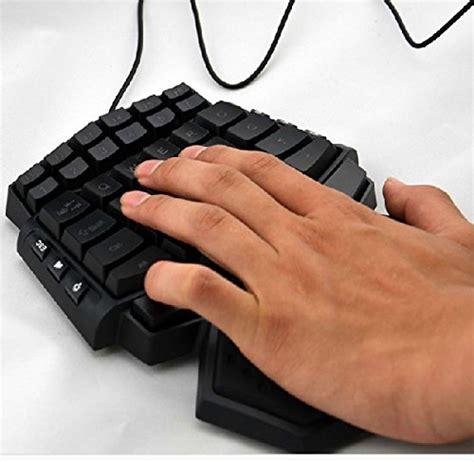 flipboard bonachat  handed keyboard led backlight mini