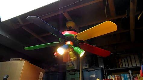hampton bay carousel  ceiling fan model cd