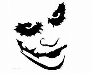 Dark Knight Joker Logo - ClipArt Best
