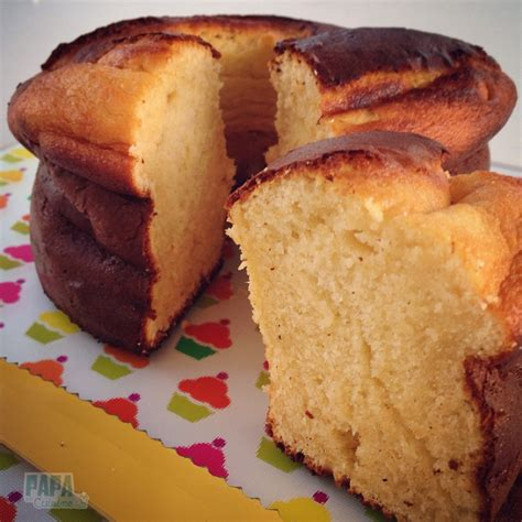 plats rapides à cuisiner gâteau au lait concentré sucré papa en cuisine