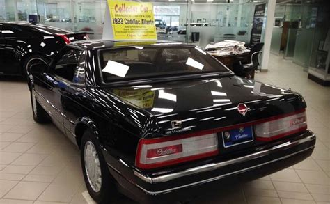 Brand New 1993 Cadillac Allante For Sale  Gm Authority