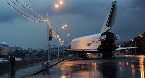 Back on Track: Russia to Revive Its Reusable Space Shuttle