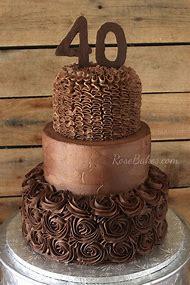 Best 40th Birthday Cake