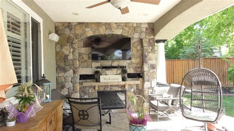 After Outdoor Entertainment Center