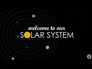 Welcome to our Solar System - YouTube