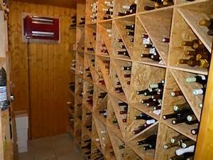 Cave À Vin Enterrée : cave a vin dans sous sol 7 messages ~ Nature-et-papiers.com Idées de Décoration
