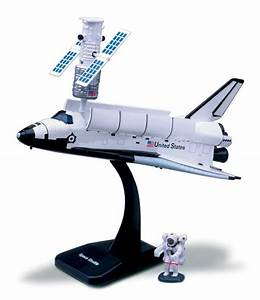 Easy Build Space Shuttle Model Kit - Easy Build Toy ...