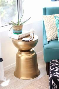 25, Best, Diy, Side, Table, Ideas, And, Designs, For, 2020