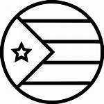 Puerto Rico Flag Icon Svg Onlinewebfonts