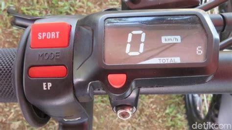 Viar E Cross 2019 by Viar E Cross Punya Fitur Yang Bikin Motor Tambah Ngebut