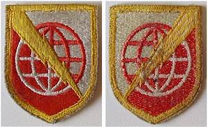 Militaria - Patches - Army