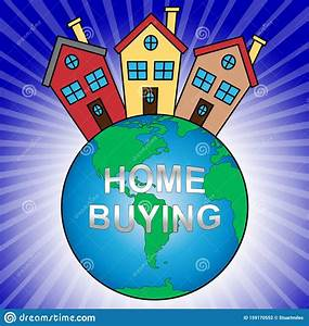 Home Or House Buying Guide Symbol Means Real Estate