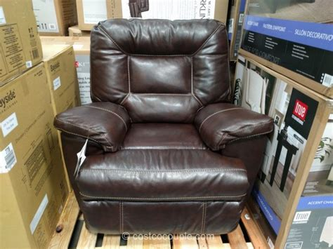 berkline leather recliner
