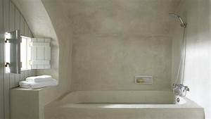 le tadelakt un enduit au rendu impeccable With enduit mur salle de bain