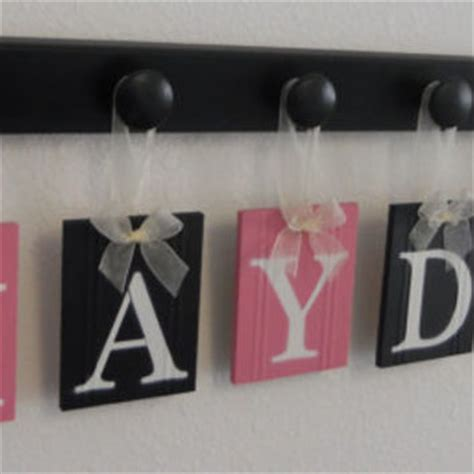 Decorative wall letters are a great way to spell out something you love, while also decorating an empty wall in your kitchen or livingroom. Best Wooden Painted Letters For Decor Products on Wanelo