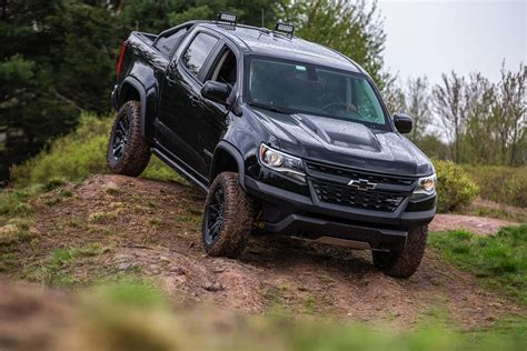 Maybe you would like to learn more about one of these? Chevrolet 2018 Colorado ZR2 First Look: Learning to Off ...
