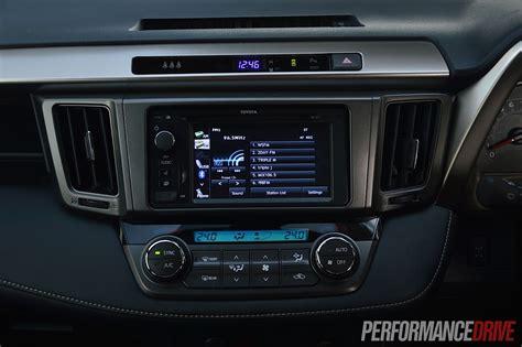 toyota rav review cruiser  gxl performancedrive