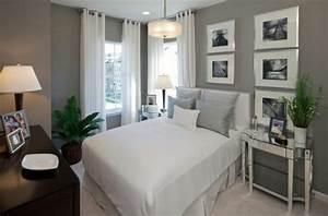 Lampen Schlafzimmer Schöner Wohnen : wandfarbe grau 120 atemberaubende bilder ~ Michelbontemps.com Haus und Dekorationen