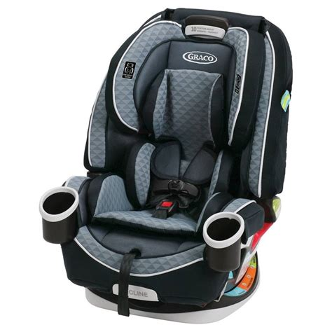 Car Seats by Graco 4ever All In One Convertible Car Seat Ebay