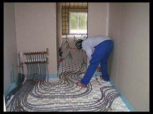Chauffage Au Sol : chauffage par le sol fonctionnement ~ Premium-room.com Idées de Décoration