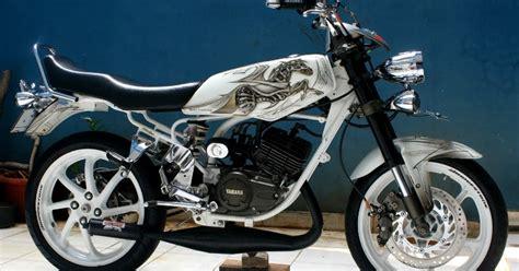 Gambar Motor Modifikasi by Gambar Motor Rx King Modifikasi Gambar Motor