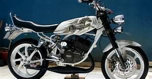Gambar Motor Rx King Modifikasi