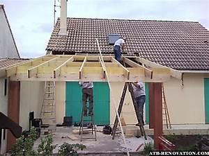 Couverture De Terrasse : cr ation de couverture de terrasse sur bordeaux et la gironde ~ Edinachiropracticcenter.com Idées de Décoration