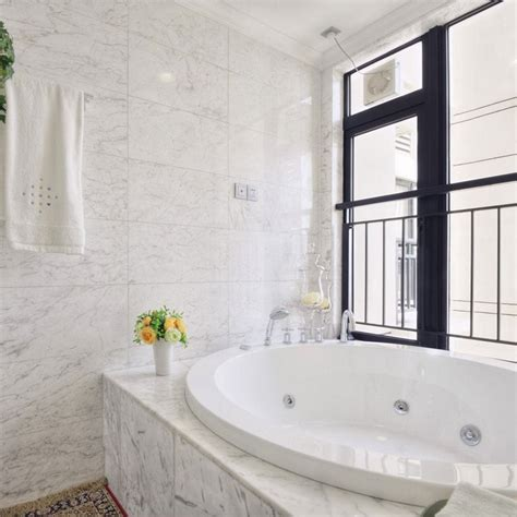 white carrara c polished marble tiles 12x24 marble