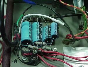 Kalamazoo Amp Field Guide  Replacing Power Supply Capacitors