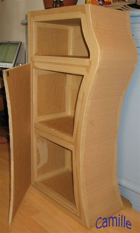 Cardboard Furniture Plans Pdf  Woodworking Projects & Plans