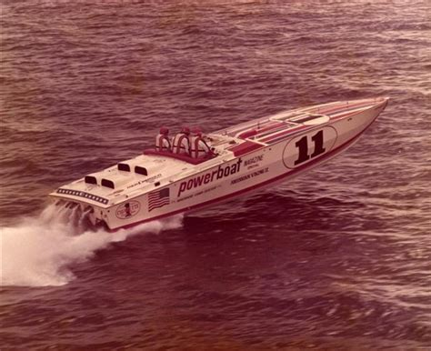 Cigarette Boat Magazine by Cigarette 35 Raceboats Offshoreonly