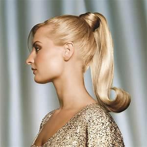 Coiffure Queue De Cheval : coiffure queue de cheval ~ Melissatoandfro.com Idées de Décoration