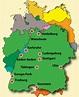 Tubingen Germany Map