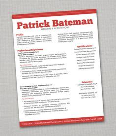 30 Second Test Resume by Creative Awesome Resumes On Letterhead