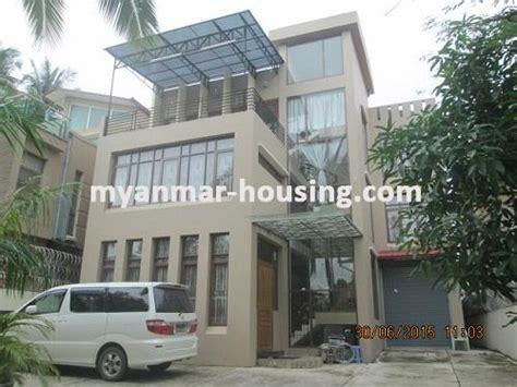 myanmar real estate yangon city mayangone landed