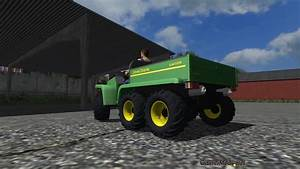 Johndeere Gator Beta  U00bb Gamesmods Net
