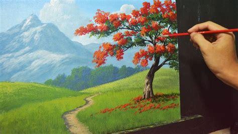 learn  paint  fire tree  type  tree grows