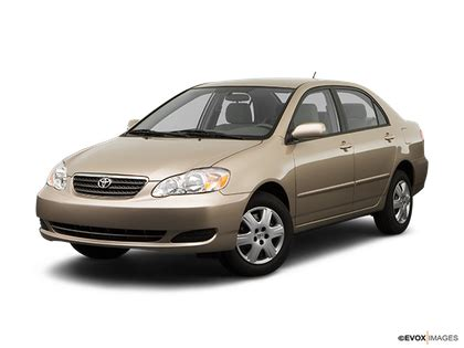 2008 Toyota Corolla Mpg by 2008 Toyota Corolla Review Carfax Vehicle Research