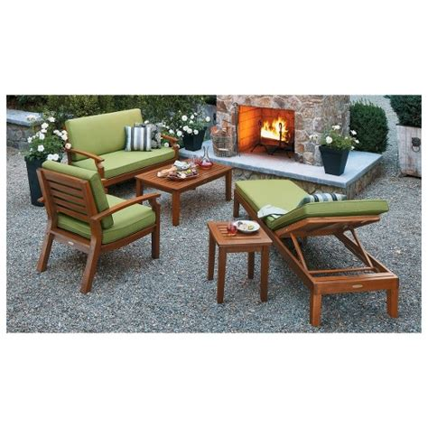 smith and hawken patio furniture target island wood patio furniture collection smith