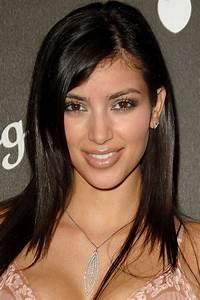 Kim Kardashian, Before and After - Beautyeditor