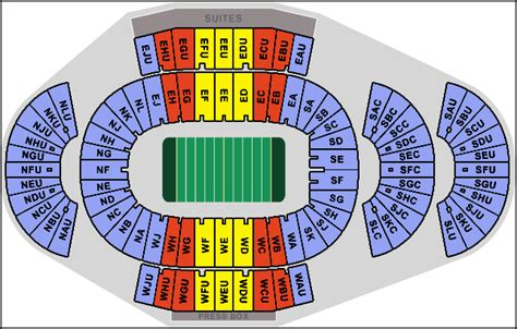 Beaver Stadium Seating Chart Ofertasvuelo