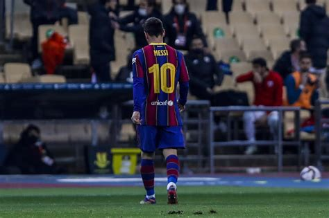 Lionel Messi suspended 2 matches for hitting opponent | AM ...