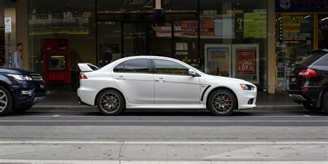 Evo X Edition by 2016 Mitsubishi Lancer Evolution X Review Edition