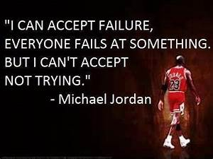 Greatest Failure Michael Jordan Famous Quotes Quotesgram