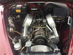 1968 Daimler V8 250 Manual