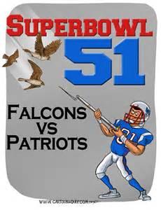 Cartoons Patriots Vs. Falcons Super Bowl 2017 Pictures