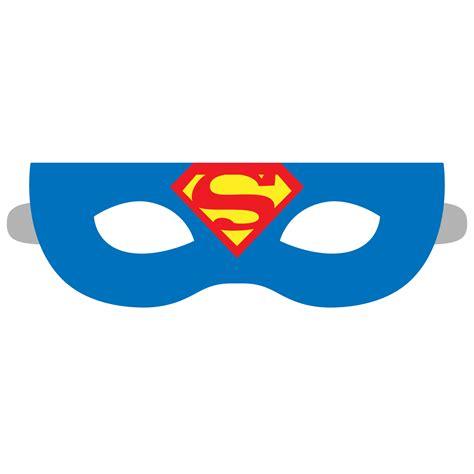 superman mask template  printable papercraft templates